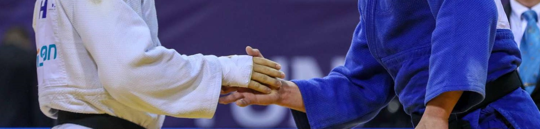 judo handshake