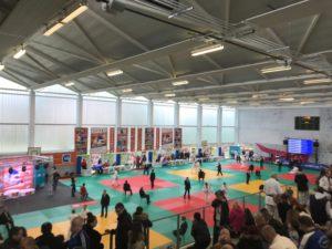 Judo Toernooi Lille Frankrijk