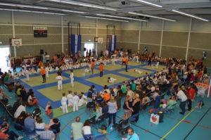 jcr judo bokaal clubkampioenschappen