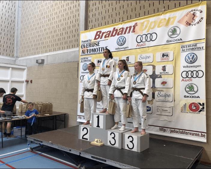 foto Belgie JCR judo