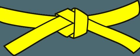 5e KYU - Gele band