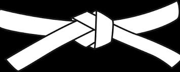 6e KYU - Witte band