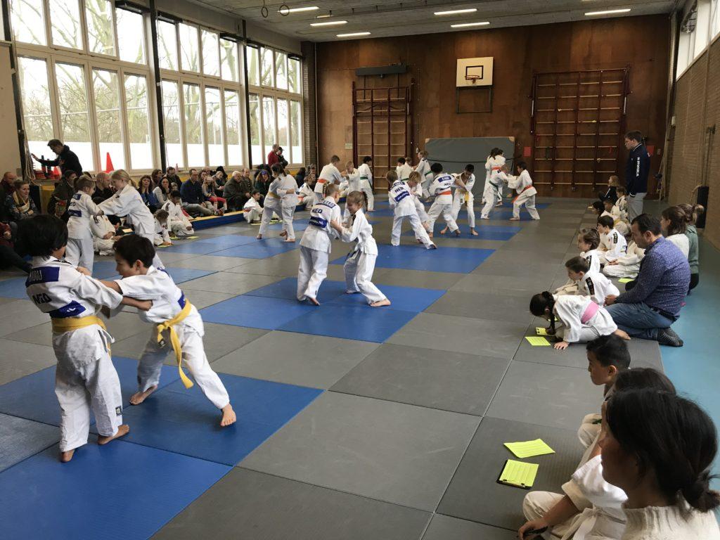 radori toernooi JCR judo