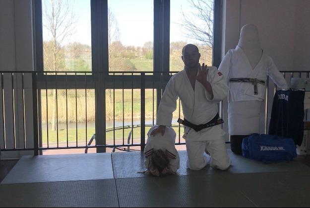 thuis oefenen judo jcr judo